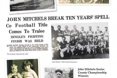 John Mitchels Break Ten Years Spell